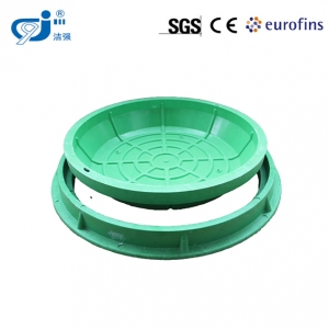 Buy Best Composite Recessed Manhole Cover for Grass Planting